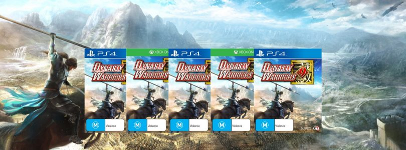 Dynasty Warriors 9 Competition Winners