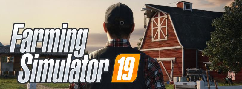 Farming Simulator 19 Announced