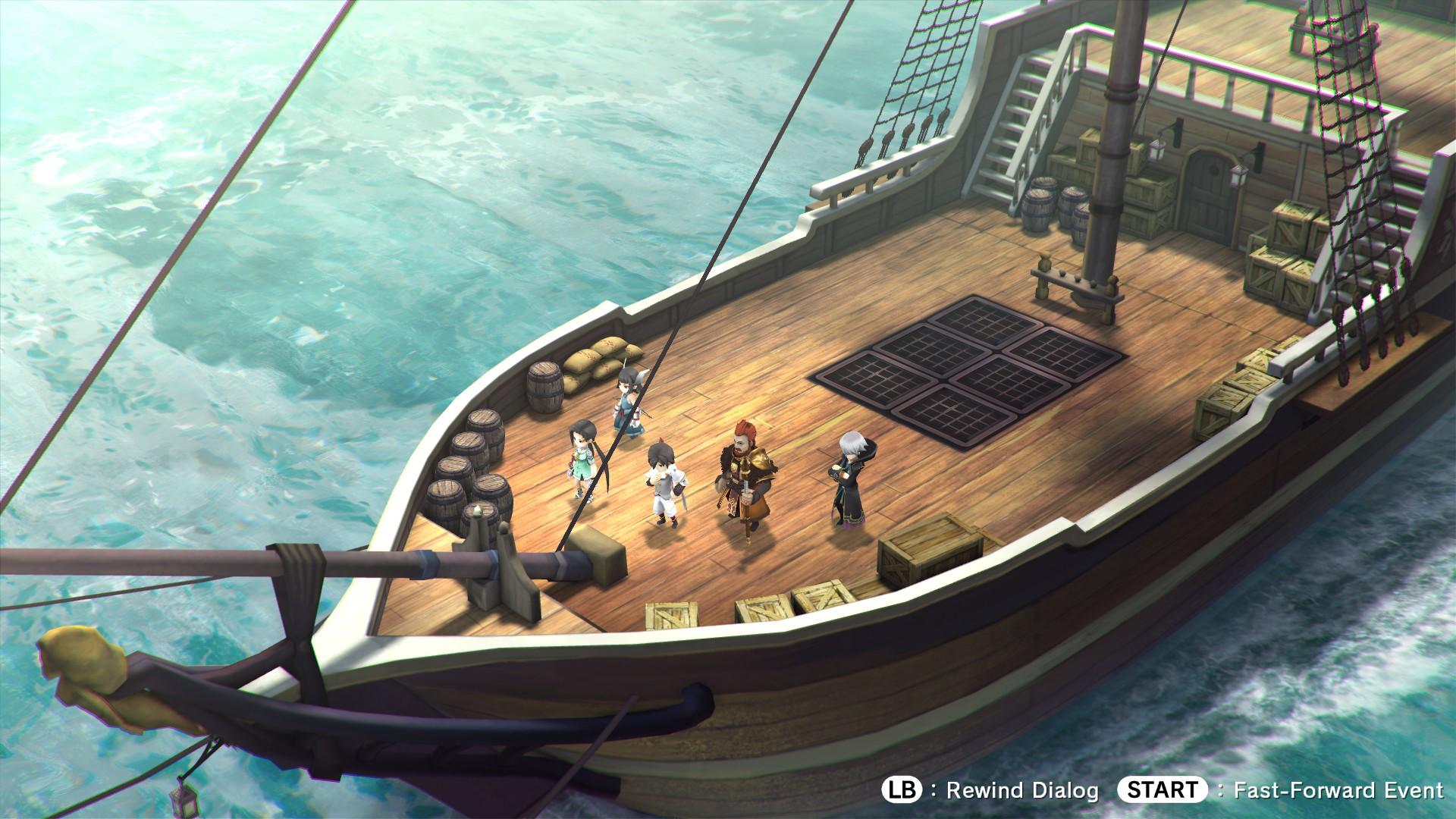 LS Ship
