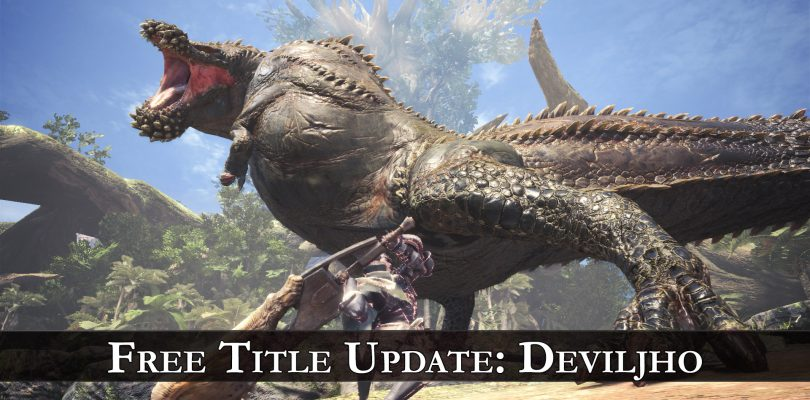 The Monster Hunter: World Content Cometh