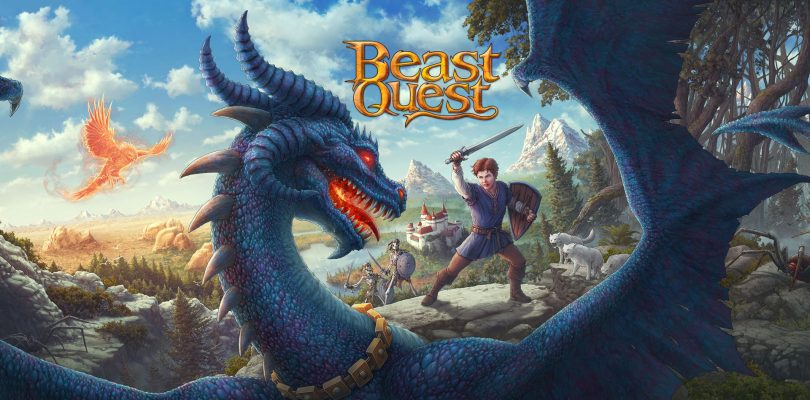 Beast Quest Preview – Bringing The Books To Life