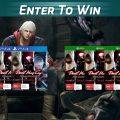 Win A Copy Of Devil May Cry HD Collection For PS4 Or Xbox One