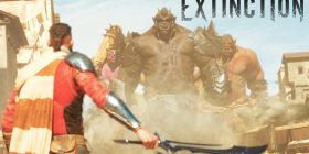 Giant Ogre Slaying Game Extinction Gets New Story Trailer