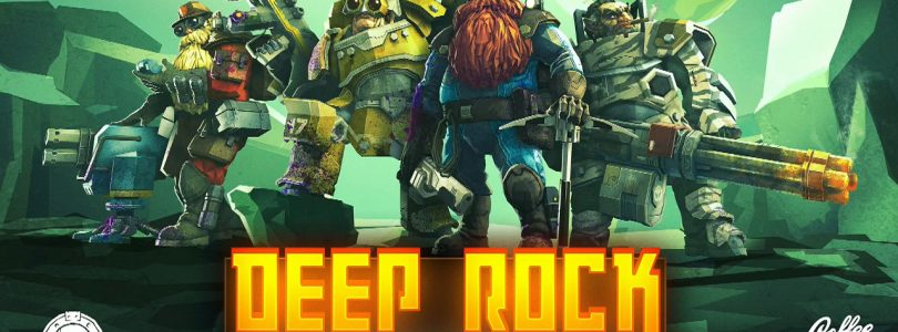 Deep Rock Galactic Early Access Preview – Between a Rock and a Hard Place
