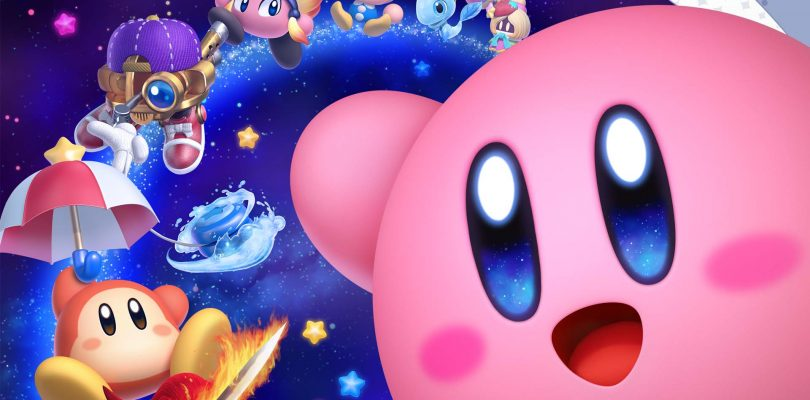 Kirby Star Allies Demo Now Available On Switch eShop