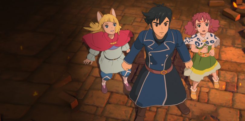 Meet Evan the Boy King in Ni No Kuni II: Revenant Kingdom