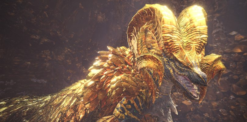 Capcom Announces Raid-Like Monster Hunter: World Content