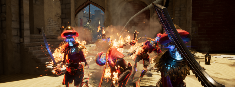 Arabian Nights-inspired 'City of Brass' to Leave Early Access in May