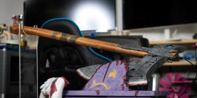 Check Out This Epic Looking Custom Made God of War PS4 Pro