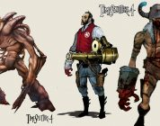 Cancelled TimeSplitters 4 Concept Art Surfaces Online
