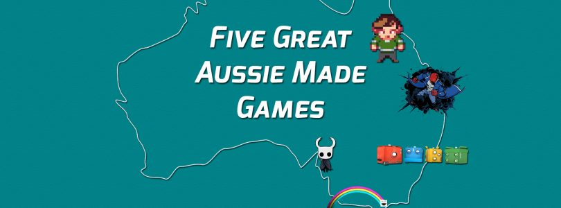 Five Great Aussie Made Games