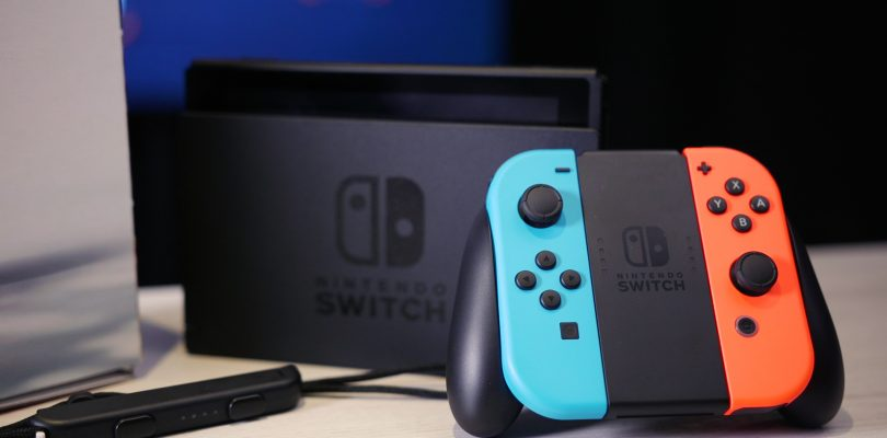 It Seems A New Nintendo Switch May Be On Its Way