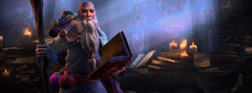 Heroes Of The Storm – Deckard Cain Is Coming