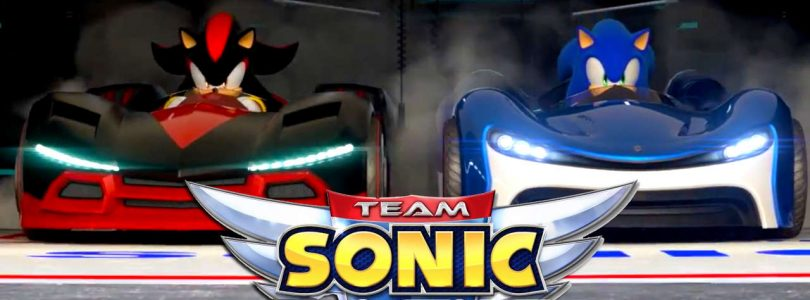 SEGA Announce Team Sonic Racing