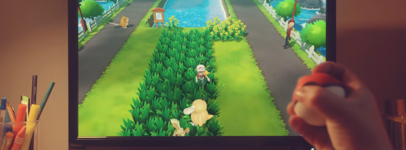 Say Hello To Pokémon: Let's Go – A Familiar Adventure On A New Platform