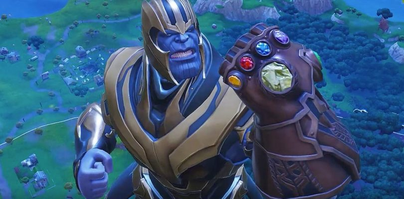 It's Been A Day, Thanos Already Nerfed In Fortnite