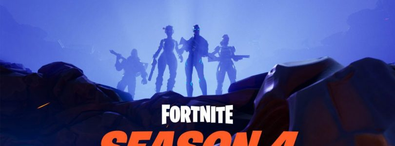 Fortnite Battle Royale – Season 4 Announcement Trailer