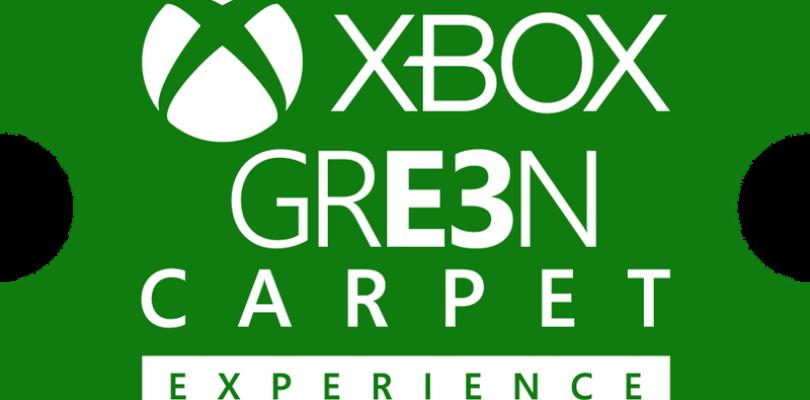 Watch The Microsoft E3 Keynote At Cinemas Around Australia With The Xbox GrE3n Carpet