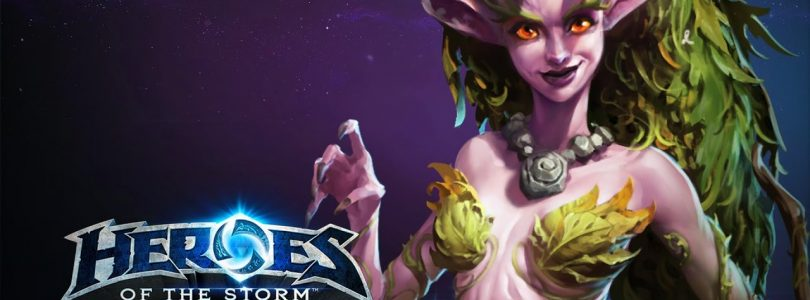 Heroes Of The Storm – Lunara Rework Detailed