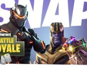 Holy Sh*t, Even Thanos is Playing Fortnite Now