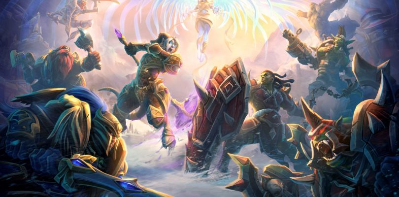 Heroes Of The Storm – Alterac Pass Now Live