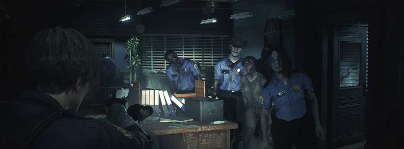 The First Gameplay Footage For The New Resident Evil 2 Looks Wonderfully Terrifying
