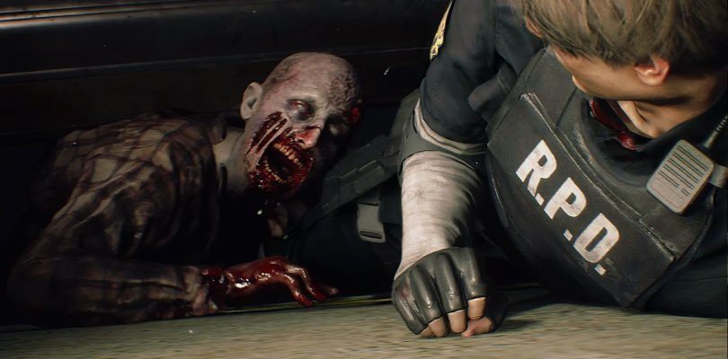 Resident Evil 2 Getting Limited Time '1-Shot Demo'