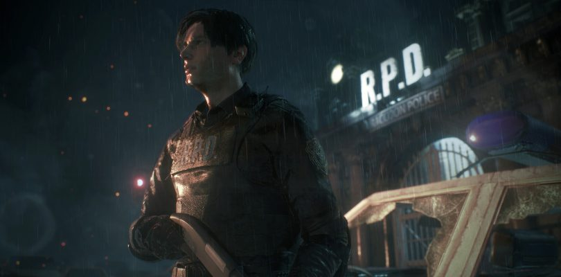 The Resident Evil 2 Remake Looks Incredible; Releasing January 2019