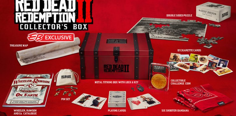 Rockstar Announces Red Dead Redemption 2 Preorder Bonuses And Editions