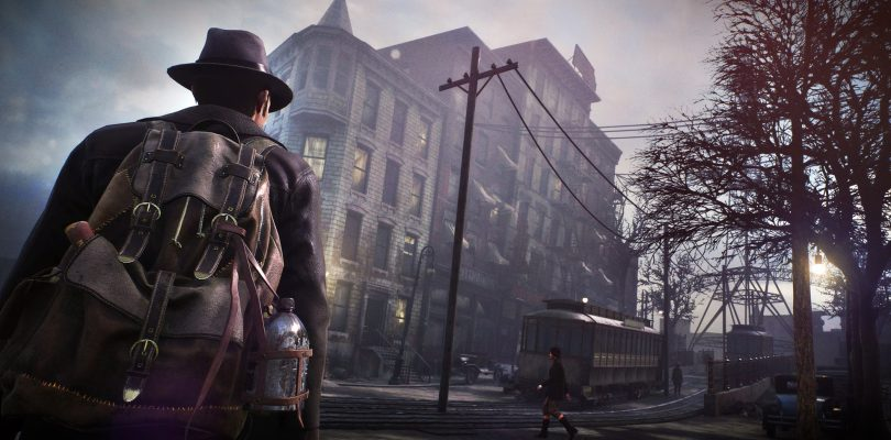 The Sinking City Gets A Creepy New Trailer