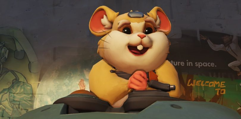 The New Overwatch Character Is A Hamster. No, Really.