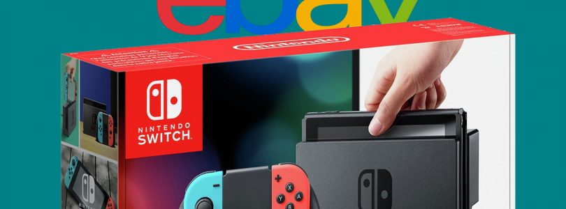 You Can Get A Nintendo Switch For $319 This Weekend