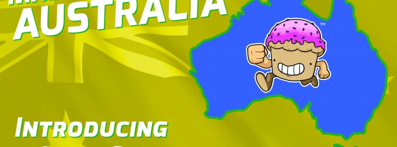 Made In Australia: Introducing Juicy Cupcake