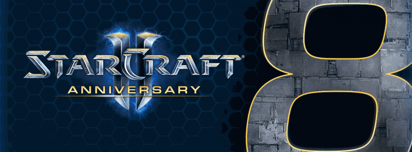 Celebrate StarCraft II's 8th Anniversary