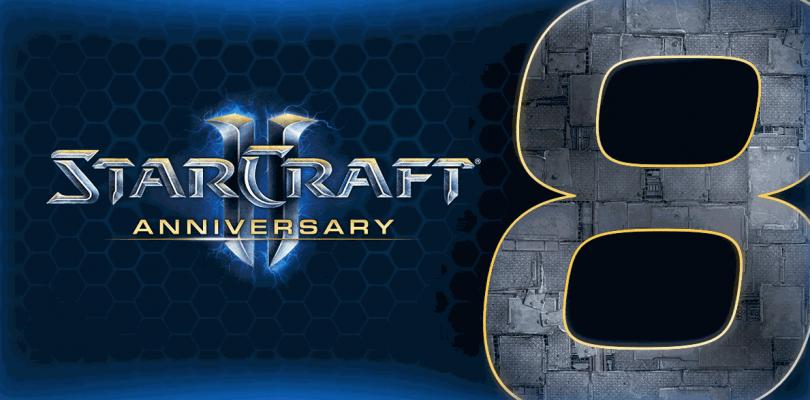 Celebrate StarCraft II's 8th Anniversary