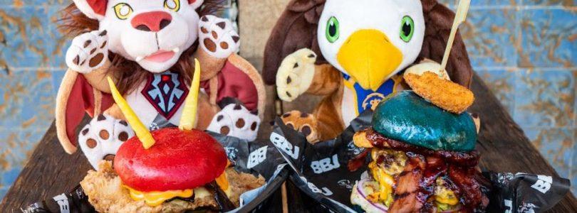 World of Warcraft Themed Burgers Hitting Sydney