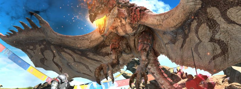 Final Fantasy XIV Online & Monster Hunter: World Collaboration Lets You Defeat (And Ride!) Rathalos