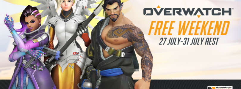 Overwatch – Another Free Weekend Incoming