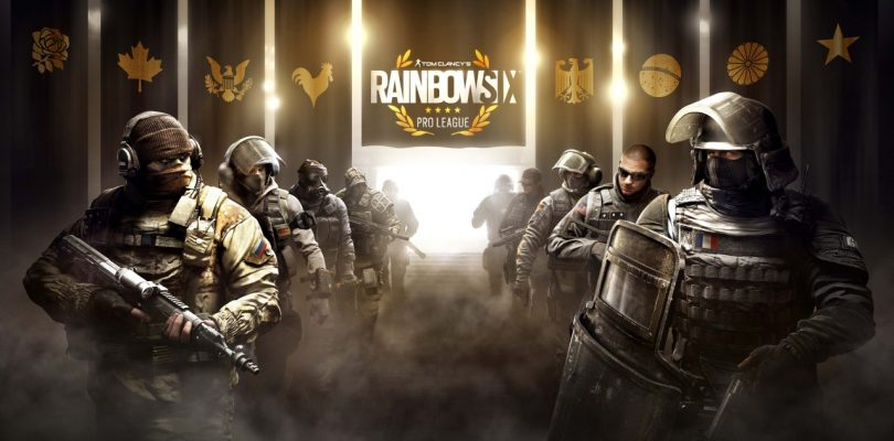 ANZ Rainbow Six Teams Jetting Off For The APAC Pro League
