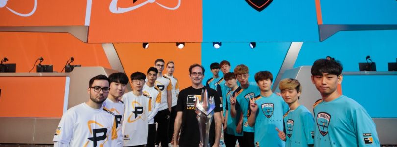 London And Philly Will Head Up The Overwatch League Grand Finals