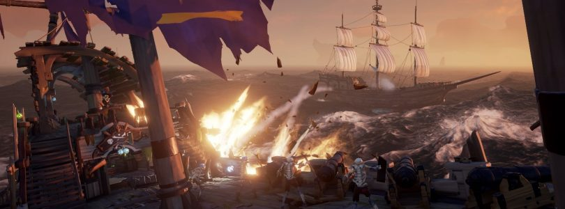 After Initially Saying No To The Idea, Sea of Thieves Finally Adding AI Enemy Ships