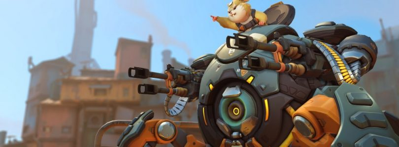 Wrecking Ball Smashes Into Overwatch