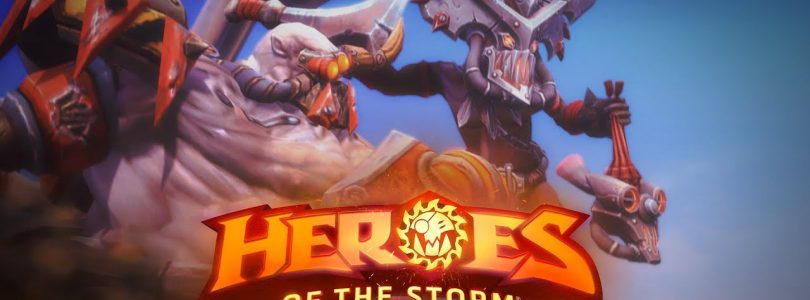 Heroes of the Storm – Blaze Through the Warchrome Wastes