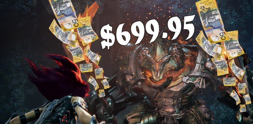 Darksiders 3 Australian Prices Revealed – Apocalypse Edition $699.95, Online Only