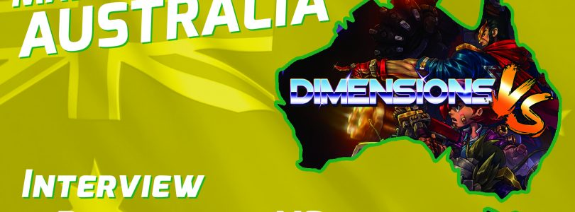 Made In Australia: We Talk Dimensions VS With TeePee Studios