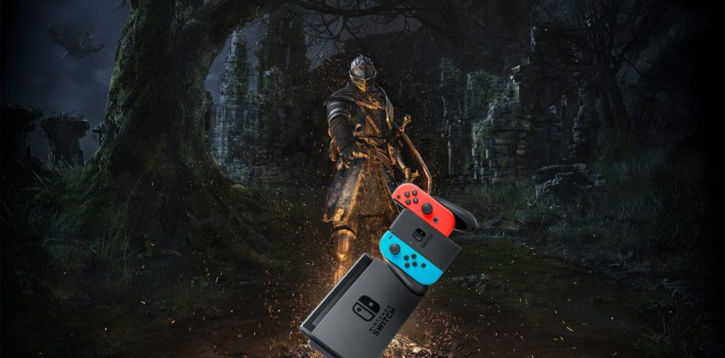 Praise the Amiibo, Dark Souls: Remastered to Release For the Switch on October 19th