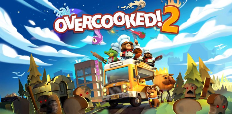Overcooked 2's Carnival DLC Is Coming Really Soon