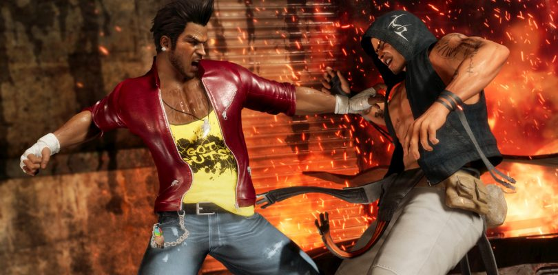 Two New Fighters Unveiled For Dead Or Alive 6