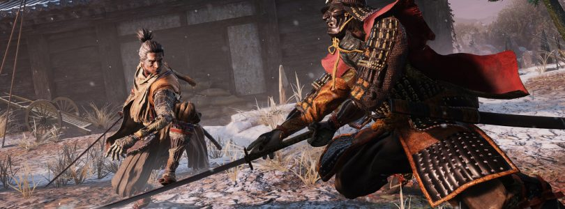 Sekiro: Shadows Die Twice Info Emerges