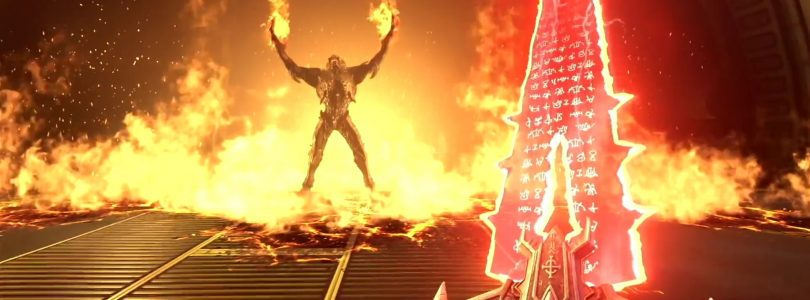 DOOM Eternal Gameplay Debuts At QuakeCon, Looks Bloody Hectic